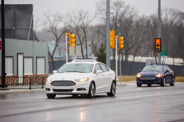 Ford Triples Autonomous Vehicle Fleet and Adds New Sensors