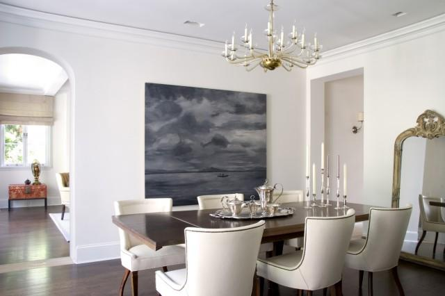 6 Beautiful Dining Rooms With Upholstered Chairs T A N Y E S H Part 95