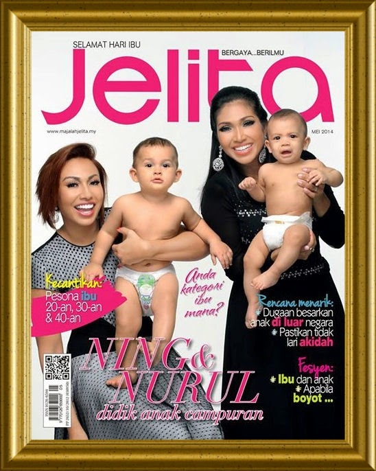 Blog LiNa Pg Di Media Cetak - Jelita Mei 2014