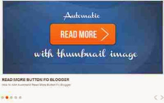 Add Featured Content Slider for Blogger Using jQuery