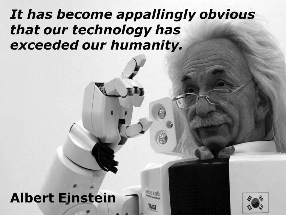 Albert Einstein Quotes About Technology Quotesgram