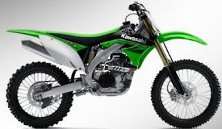 2010 Kawasaki KX450F