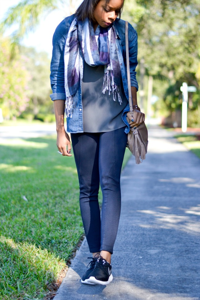 Fall Outfit Ideas | Sporty Style | Nike