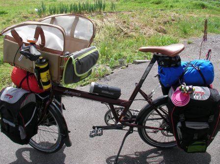 今日は、たまTAMA自転車で!(By ...