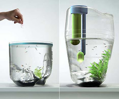 Creative Aquariums and Modern Fish Tanks Designs (15) 8