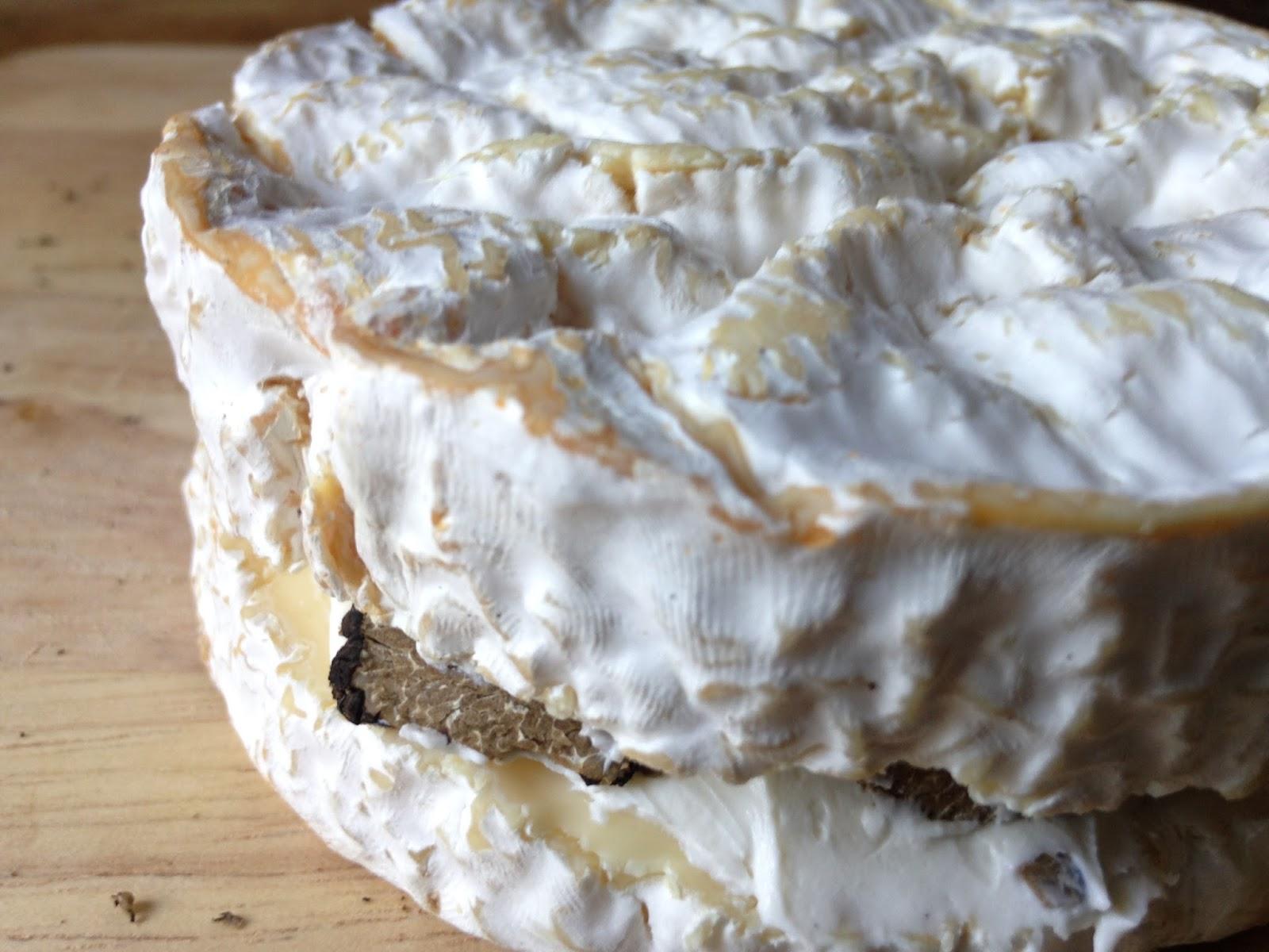 La laiterie de paris un camembert truff - Maison des truffes paris ...