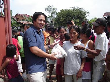 Tulong sa mga nasalanta ng Bagyong Ondoy