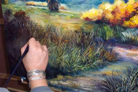 Tecnicas Para Pintar En Oleo Diferentes Tecnicas De Pintura Al Oleo