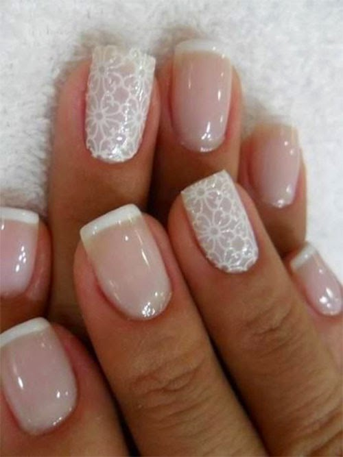 trending nails colors for winter 2015 on pinterest - Summer Acrylic Nail Designs
