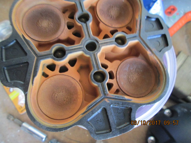 SHURFLO REPLACEMENT VALVE ASSY F// 4901 SERIES PUMP
