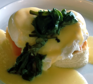 Eggs Benedict, Local Style
