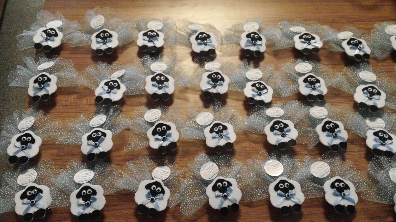 keçe kuzu magnet