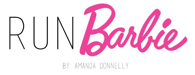 Run Barbie