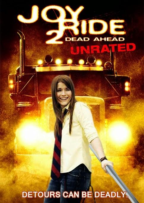 Joy Ride 2 Dead Ahead เกมหยอกหลอกไปเชือด ภาค 2