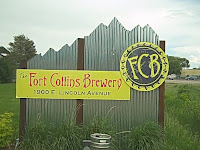 The original Fort Collins Brewery