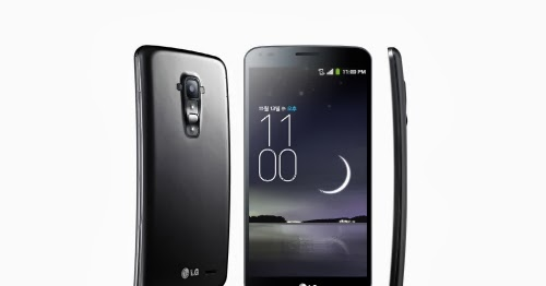 LG announces curved G Flex phone with 6-inch screen and ...