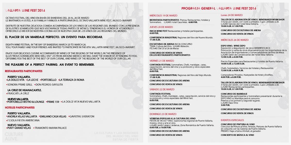 Wine Fest Puerto Vallarta 2014