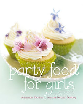 Blog Candy: Win Party Food for Girls