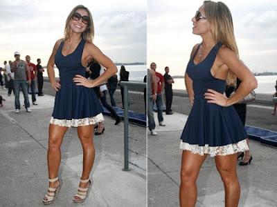 Modelos de Vestidos da Sabrina Sato