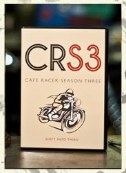 Cafe Racer Season 3 DVD