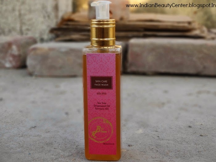 Bio Bloom Skin Care Face Wash Oily Skin Review