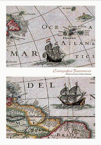 Cartografías fantásticas