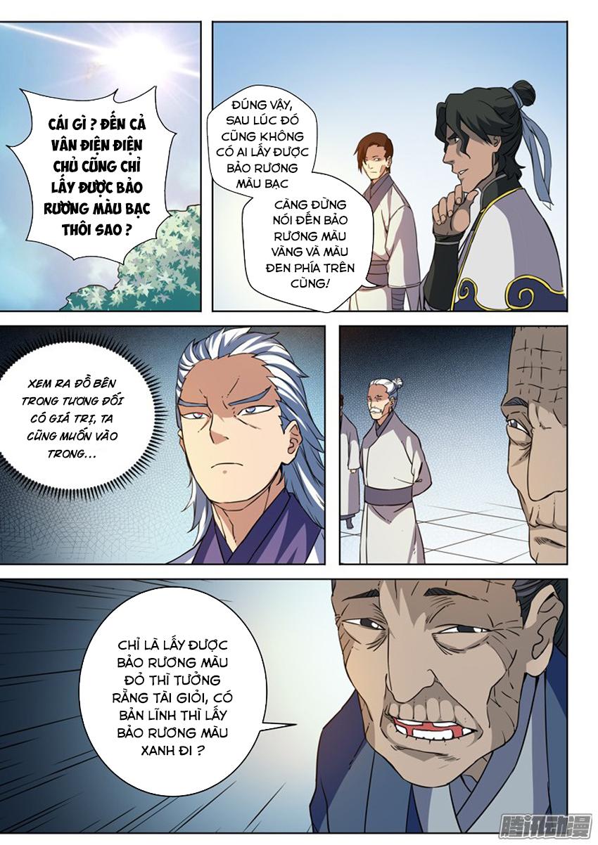 Bách Luyện Thành Thần Chapter 90 - Hamtruyen.vn