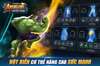 tải game nhập vai avengers huyền thoại cho điện thoại android và ios miễn phí