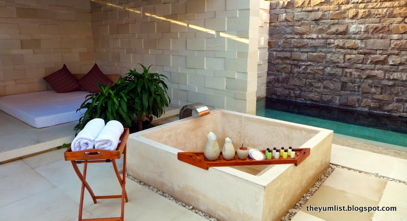 Kriya Spa, Pesona lounge, Sweet Memories Package, Grand Hyatt Bali,