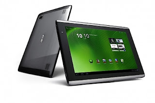 Acer Iconia Tab A501 Present at AT & T 18 September
