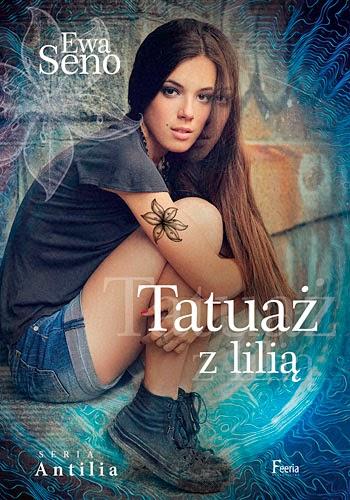 Tatuaż z lilią.