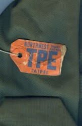 Tag Still On The Duffel Bag