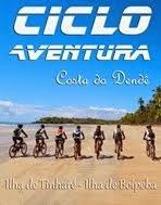 Ciclo Aventura Costa do Dendê 2014.1 - Parte 1