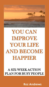 You Can Improve Your Life and Become Happier! The eBook is Now Available on Amazon!