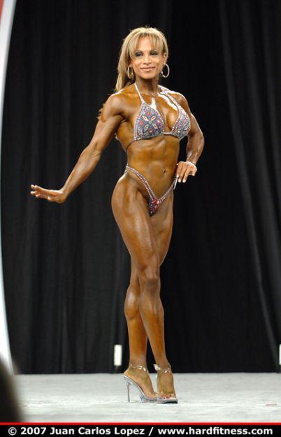 Adela Garcia-fitness figure
