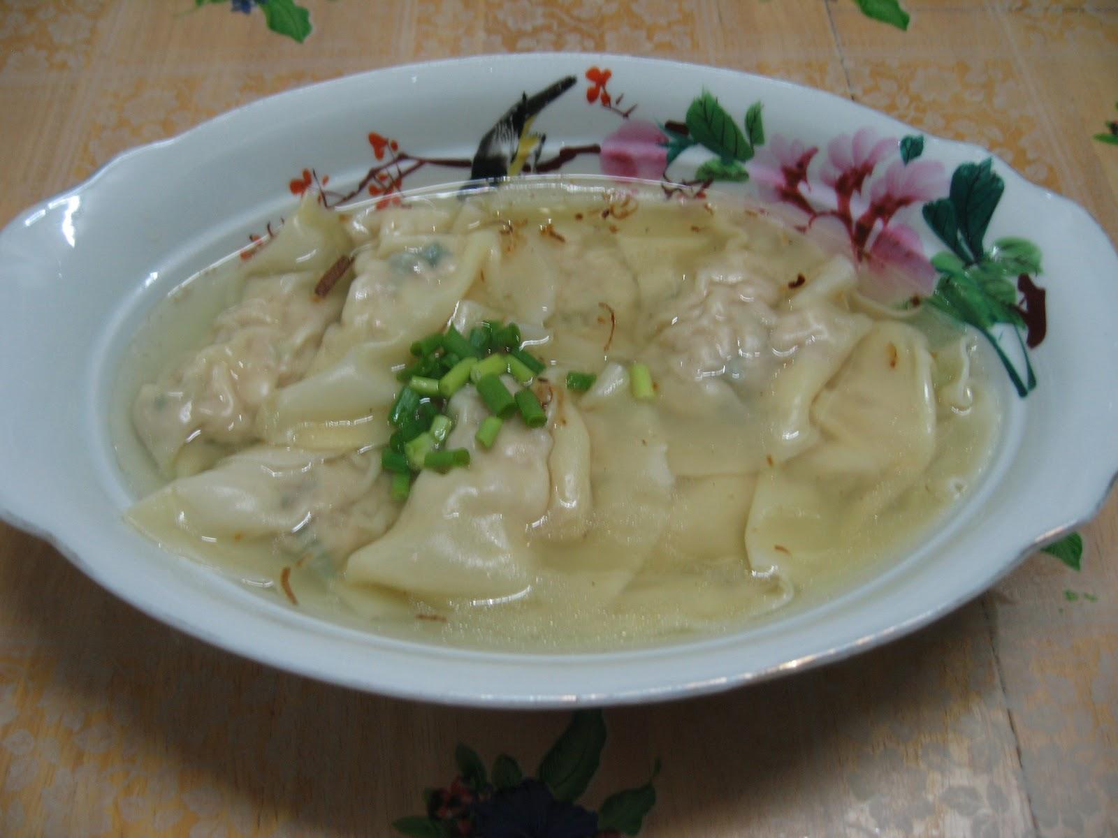 Sumptuous Flavours: Sui Kow Dumplings or 饺子 in Mandarin