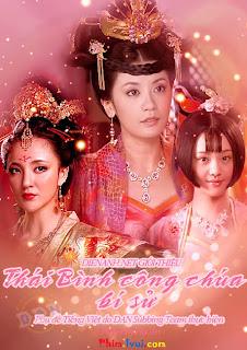Phim Thái Bình Công Chúa Bí Sử [Vietsub] 2012 Online