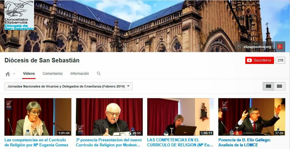 http://www.youtube.com/user/elizbarrutia1/videos?sort=dd&view=46&tag_id=UCkMli1Vn4L17IoTLI0GEyHQ.3.jornadas-nacionales-de-vicarios-y-delegados-de-ense%C3%B1anza&shelf_id=13