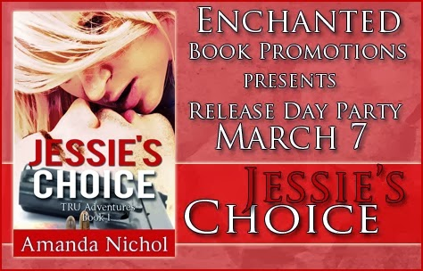 Jessie's Choice Release Day Party & Giveaway