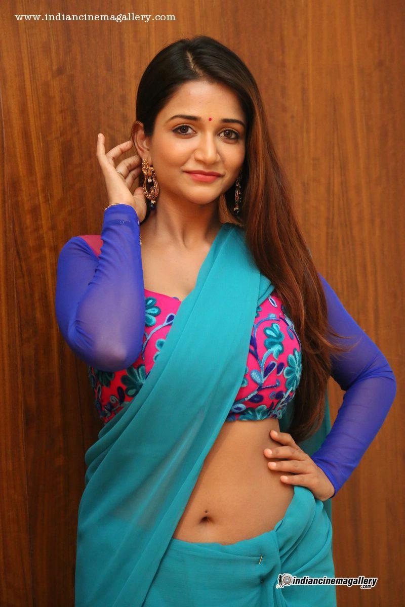 hot show indian actress South navel