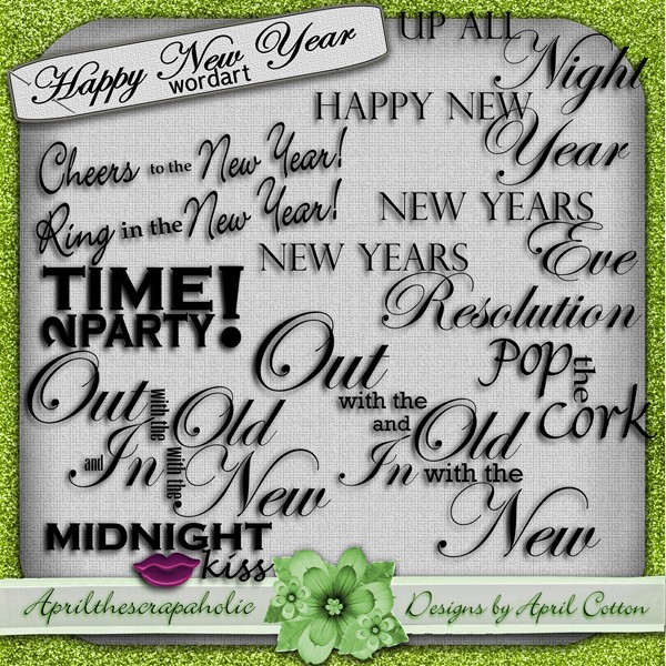 Word Art For Happy New Year/page/2 | Search Results | Calendar 2015