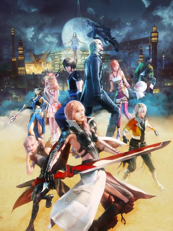 Vídeo de casi nueve minutos de juego de Lightning Returns: Final Fantasy XIII