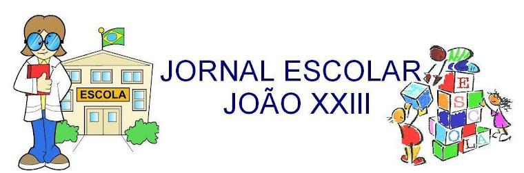 JORNAL ESCOLAR JOÃO XXIII