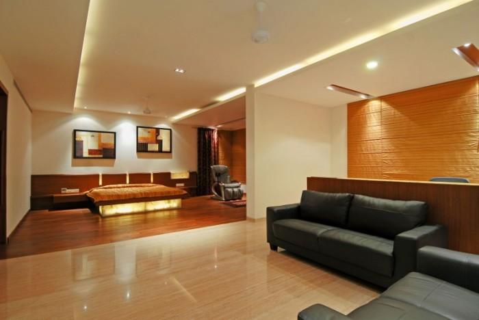 Hogares Frescos Dise 241 O Interior De Fabuloso Duplex En