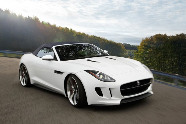 world of cars jaguar f type images. Black Bedroom Furniture Sets. Home Design Ideas