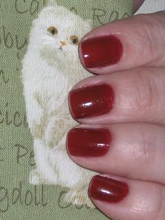 esmalte Kolt vermelho