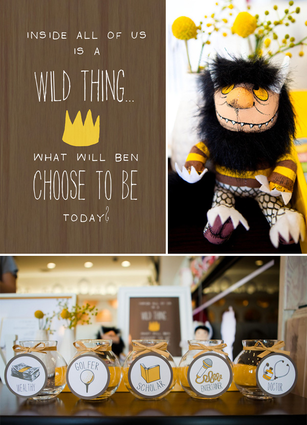 Quot Where The Wild Things Are Quot Party Featured Party Amy