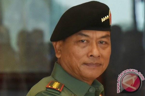 Panglima TNI temui pasukan Garuda di Lebanon