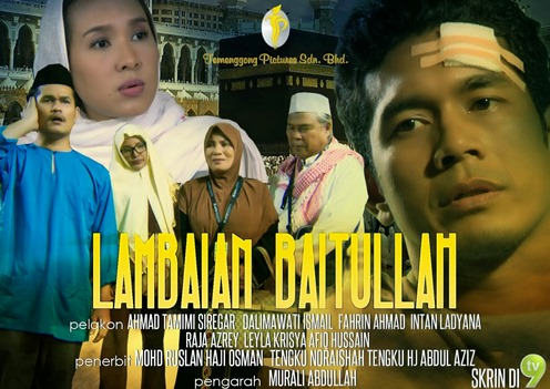 Lambaian Baitullah (2015) TV9 - Full Telemovie
