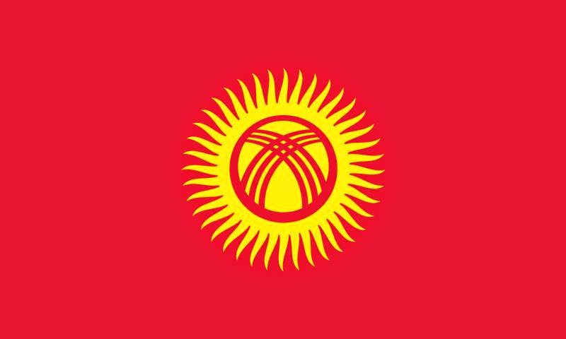 Bendera-bendera negara di asia Tengah dan sejarah-sejarah nya